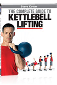 The Complete Guide to Kettlebell Book and DVD